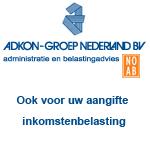 Advertentie Adkon Groep Nederland BV