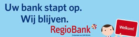Advertentie RegioBank 's-Gravendeel