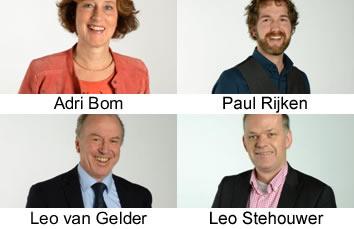 CDA-kandidaten Hoeksche Waard