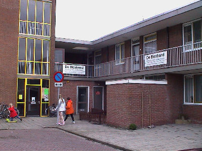 Buurthuis De Biesband