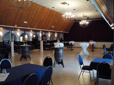 Grote zaal Partycentrum Concordia