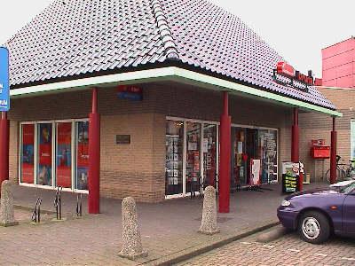 Bruna met postagentschap in 's-Gravendeel