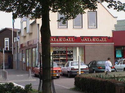Gall & Gall slijterij te 's-Gravendeel