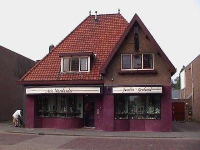 Noorlander B.V. juwelier te 's-Gravendeel