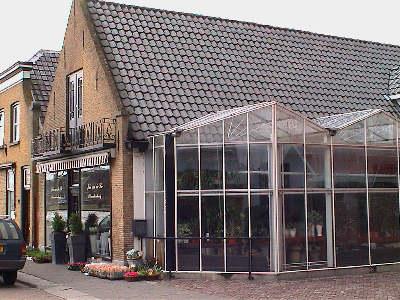 John van der Sar bloemist te 's-Gravendeel