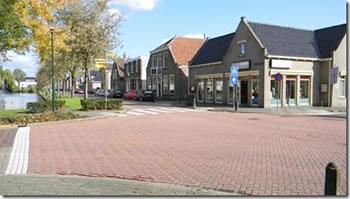 Zuid Voorstraat vanaf de kerk