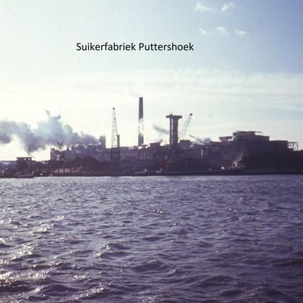 Fotocolumn s-Gravendeel - Suikerfabriek in de jaren '60