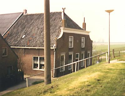 Boerderij van de Familie Van der Merwe (vroeger Prins) op De Wacht