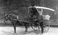 Paard en wagen, herkent u deze foto?