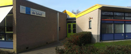 Foto bij 'Scholenmarkt op De Schelf succes'