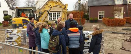 Foto bij 'Veiligheidsdag basisscholen 's-Gravendeel'