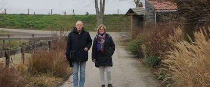 Foto bij 'Terugblik kerstwandeling Hoeksche Waard'