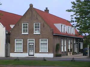 Monument Noord Voorstraat 23 's-Gravendeel
