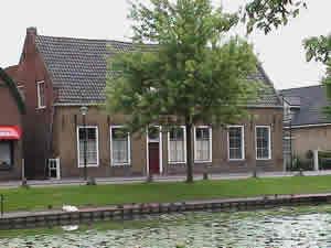 Monument Zuid-Voorstraat 18 's-Gravendeel