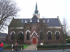 Nederlands hervormde kerk in 's-Gravendeel